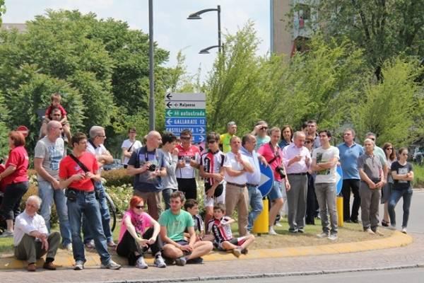 Busto Arsizio saluta il Giro d'Italia (inserita in galleria)
