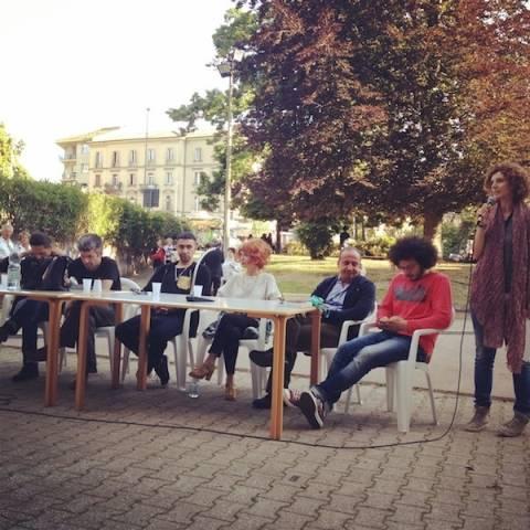 """""""Fuori chi legge"""": incontri, mostre, concerto  (inserita in galleria)"""