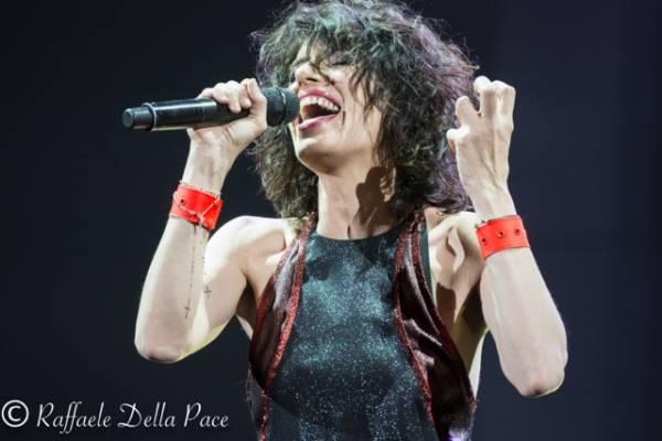 Giorgia in concerto all'Arena di Verona  (inserita in galleria)