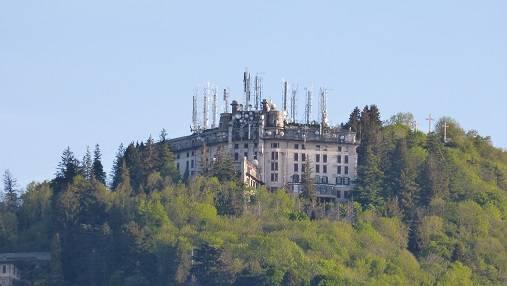 Hotel Campo dei Fiori e le Tre Croci
