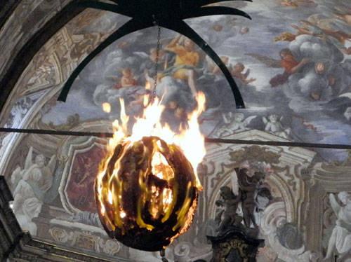 Il rito del faro (inserita in galleria)