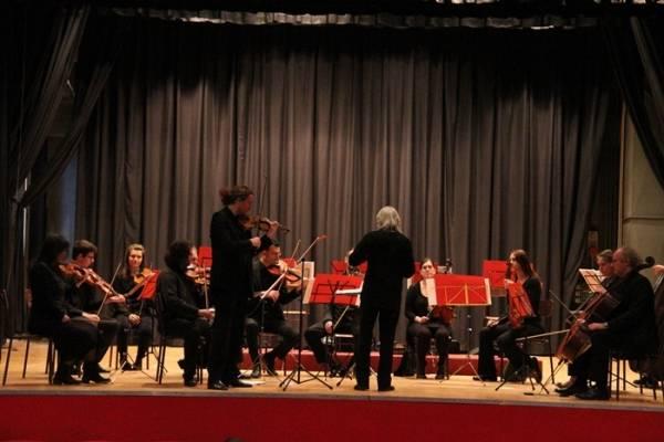 L'orchestra Haydn a Castellanza (inserita in galleria)