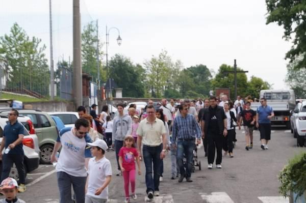 La Camminata delle Famiglie (inserita in galleria)