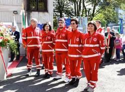 La nuova sede della Croce Rossa di Gavirate (inserita in galleria)