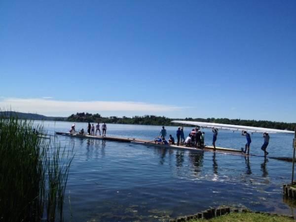 La prima giornata dell'internazionale Para-Rowing (inserita in galleria)