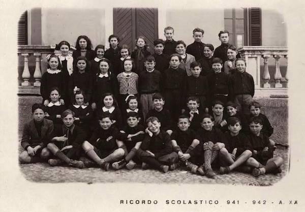 La scuola di Vergiate compie 100 anni (inserita in galleria)