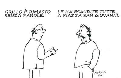 La vignetta di Morgione - 26/05/2014