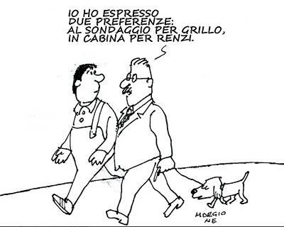 La vignetta di Morgione - 30/05/2014