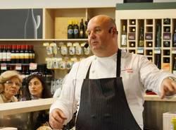 Lo chef Massimiliano Celeste da Tigros (inserita in galleria)