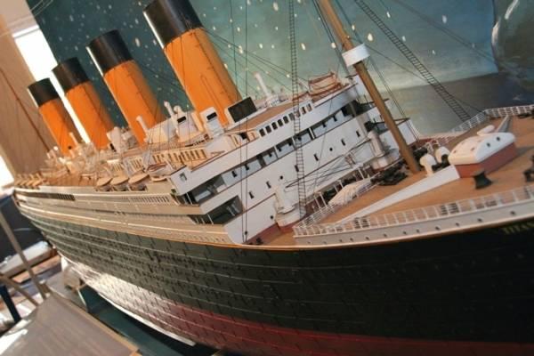 Modellini di navi (inserita in galleria)
