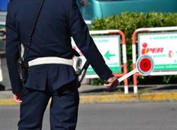 polizia locale busto arsizio paletta