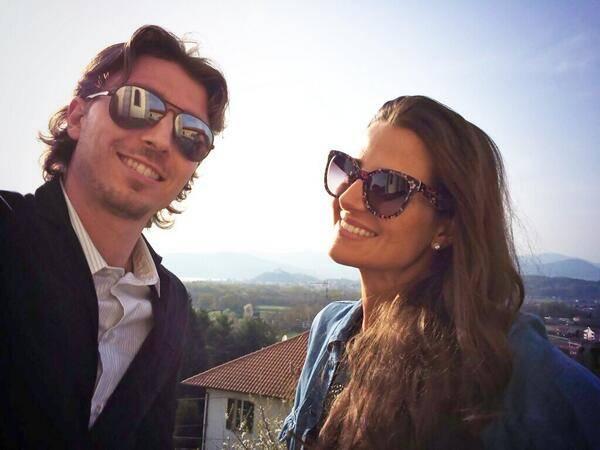 Riccardo Montolivo e Cristina De Pin, nozze vip ad Angera (inserita in galleria)