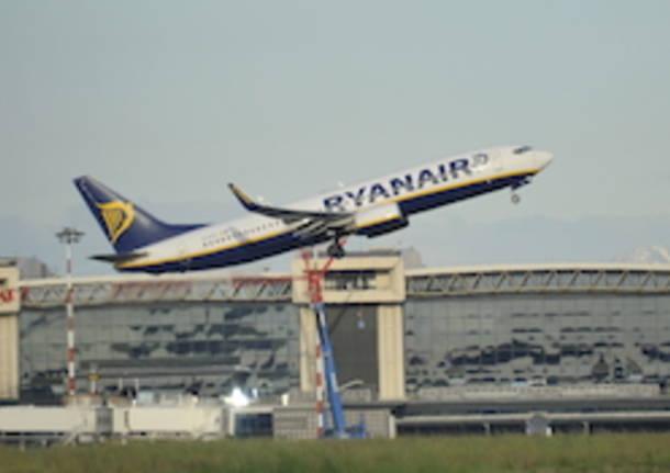 ryanair malpensa volo decollo aeroporto apertura blog