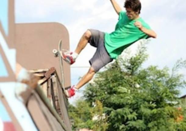 skate rampa castronno terven apertura