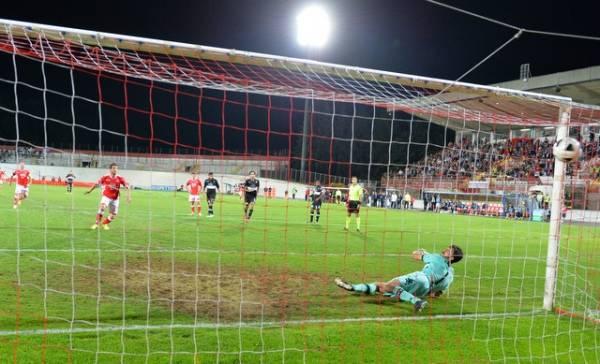 Varese - Siena 2-0 (inserita in galleria)