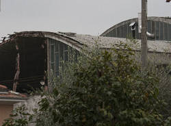 Amianto a Fagnano il caso ex-Tintò (inserita in galleria)