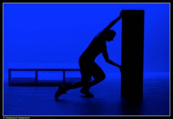"""Andrea Zorzi in scena con """"Il pallavolista volante""""  (inserita in galleria)"""