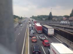 autostrada a8 code traffico
