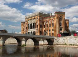 biblioteca sarajevo
