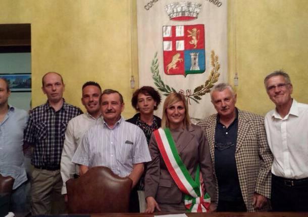 bodio lomnago eleonora paolelli sindaco 2014