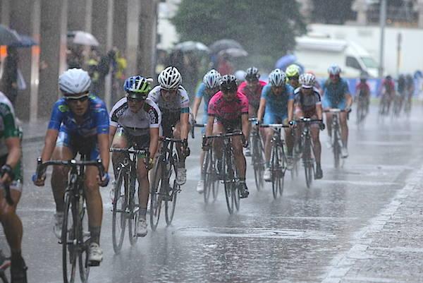 Campionato italiano di ciclismo femminile, la gara (inserita in galleria)