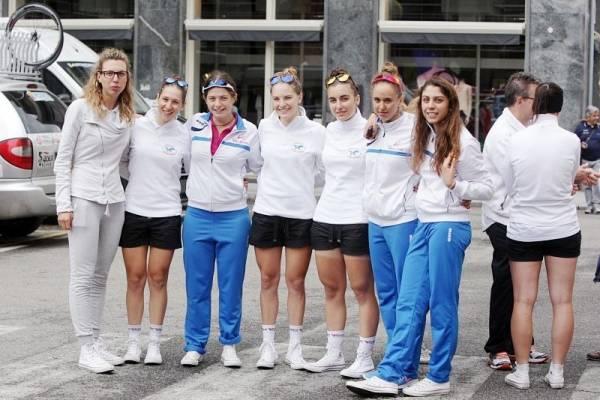 Campionato italiano di ciclismo femminile, vincono Cecchini e la pioggia (inserita in galleria)