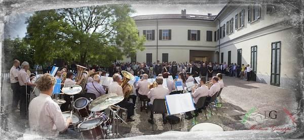 Concerto per il 2 giugno a Sesto Calende (inserita in galleria)