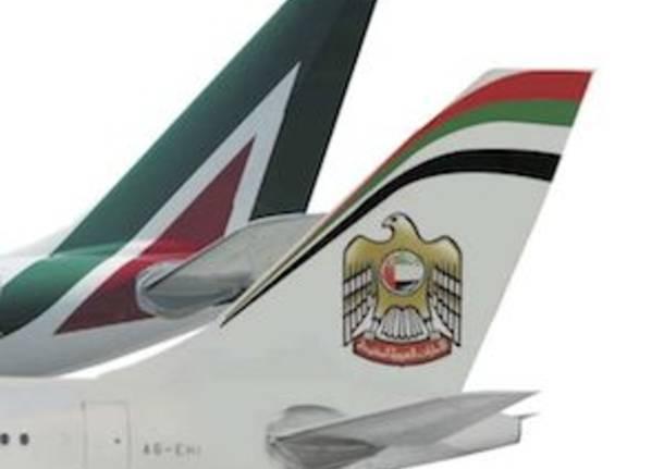 Ethiad Alitalia
