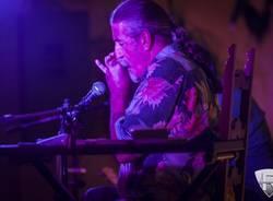 Fabio Treves e Alex Kid Gariazzo in concerto al cortile di Besozzo  (inserita in galleria)