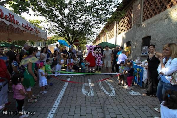 Festa dei bambini a Bodio Lomnago (inserita in galleria)