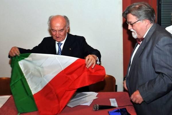Festa per i 90 anni dell'avvocato Zuccaro (inserita in galleria)
