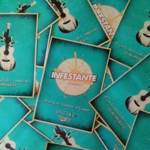 I concerti all'Infestante (inserita in galleria)