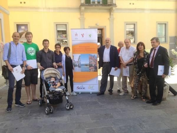 Il tour della Varese Estiva (inserita in galleria)