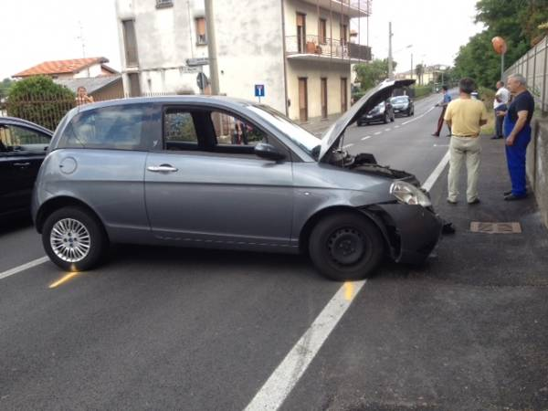 Incidente a Cavaria (inserita in galleria)