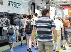 L'open day di Trenord (inserita in galleria)