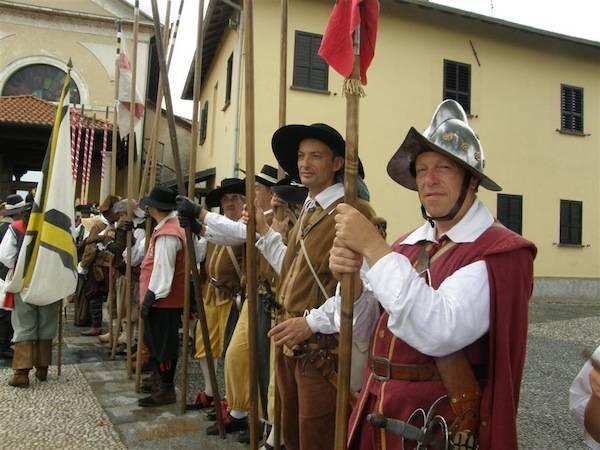 La battaglia di Tornavento, nel 2014 (inserita in galleria)