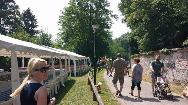 La festa di Girinvalle 2014 (inserita in galleria)