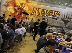 La sfida di Magic a Malpensafiere (inserita in galleria)