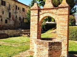 La via Francigena da San Gimignano a Siena (inserita in galleria)