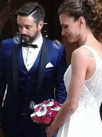 Lucia Bosetti si sposa (inserita in galleria)