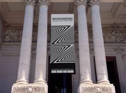 Marcello Morandini alla Galleria Nazionale di Roma  (inserita in galleria)