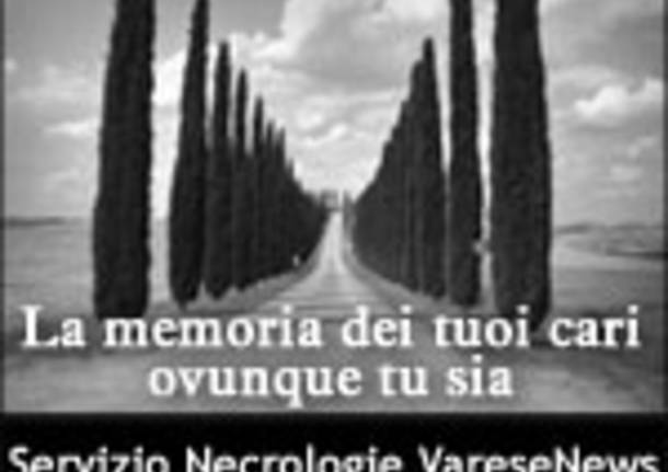 necrologie banner varesenews