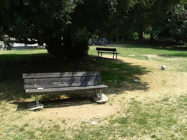 Parco Montevecchio, la denuncia grillina (inserita in galleria)