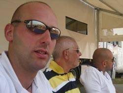 Pietro Brenna, una delle vittime dell'incidente aereo (inserita in galleria)