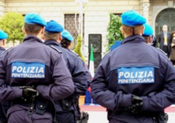 polizia penitenziaria busto arsizio apertura