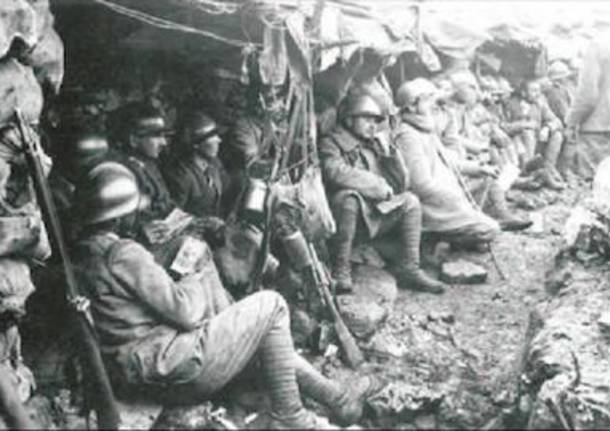 prima guerra mondiale foto
