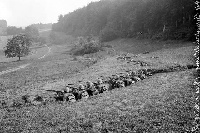 prima guerra mondiale in svizzera
