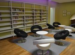 Sala Zappellini, la nuova biblioteca di Busto (inserita in galleria)