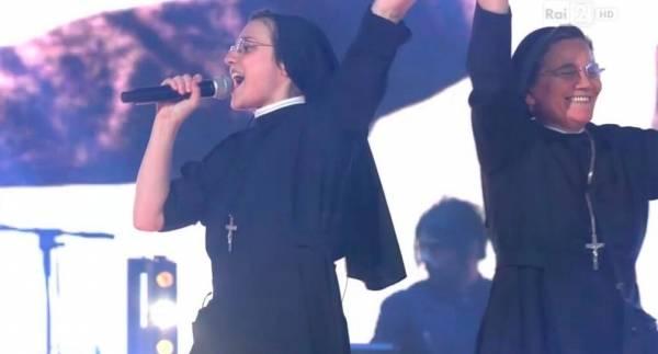 Suor Cristina vince The Voice (inserita in galleria)