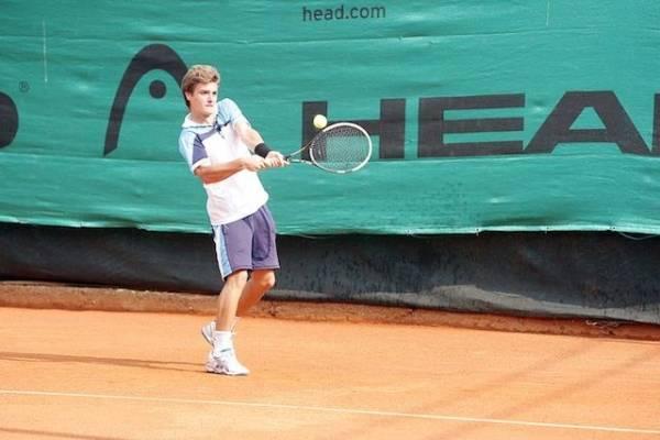 Tennis - Le qualificazioni del Futures di Busto (inserita in galleria)